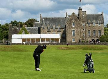 Rowallan Castle Golf Club in Kilmarnock