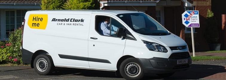 Arnold Clark Car & Van Rental, Kilmarnock