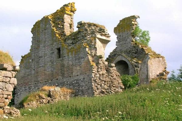 Craigie Castle in Kilmarnock