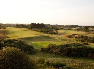 Troon St Meddans Golf Club in Kilmarnock